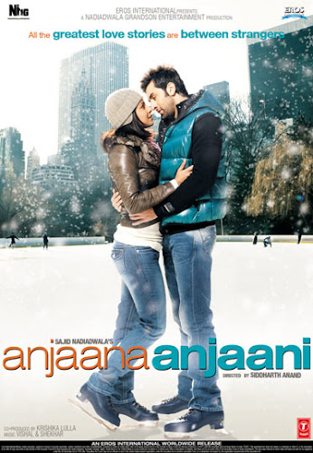Anjaana Anjaani (2010) Movie Poster