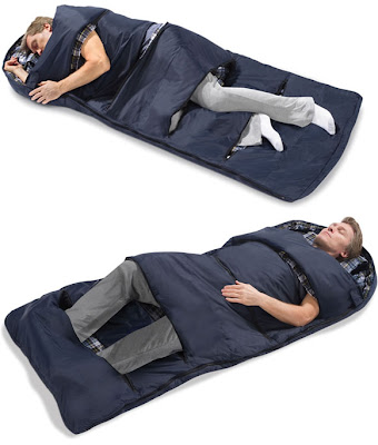 Creative Sleeping Bags and Unique Sleeping Bag Designs (10) 5