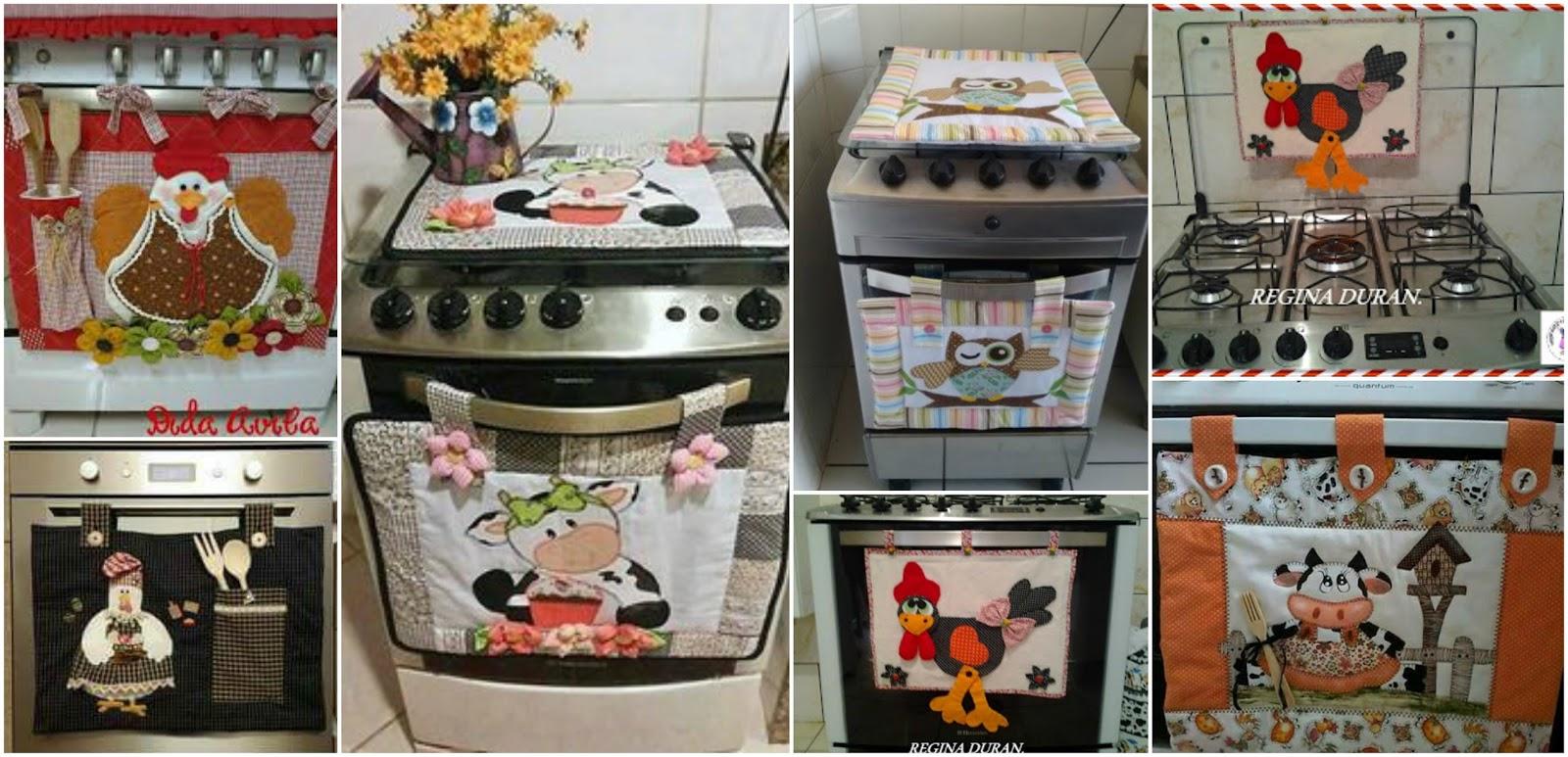 Aprende cómo hacer fundas decorativas para el horno de tu cocina ...