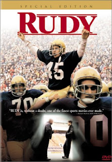 movie, rudy, sprots, film, character, teacher, team-building