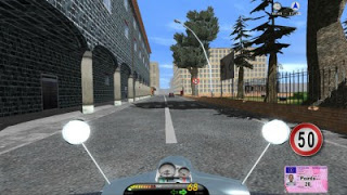 Safety Driving Simulator Moto PC Game