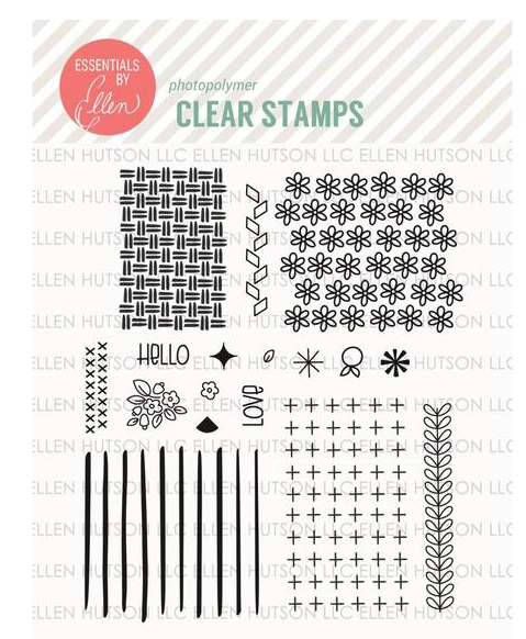 Pattern Play Stamp Set