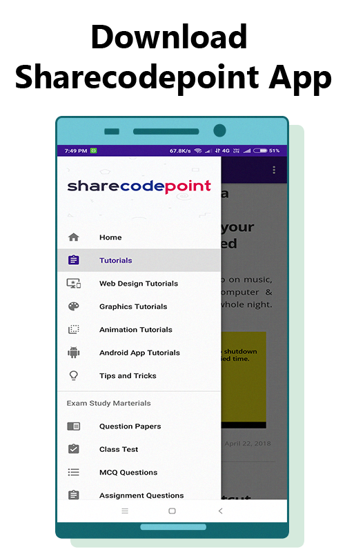 Sharecodepoint Android App Banner