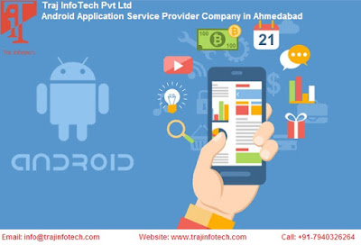 Android App Development - Traj InfoTech