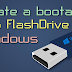 Install Windows XP/Vista/7/8/8.1/10 From Usb Flash Drive | Create abootable USB flash drive