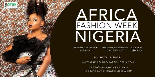 Africa Fashion Week Nigeria (AFWN) 2016 Shows, Reviews, Schedules