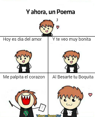 Poema del dia del amor con imagenes tiernas