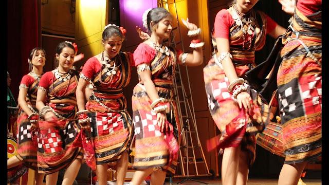Sambalpuri dance Sambalpuri