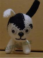 Щенок из мультфильма котенок по имени гав