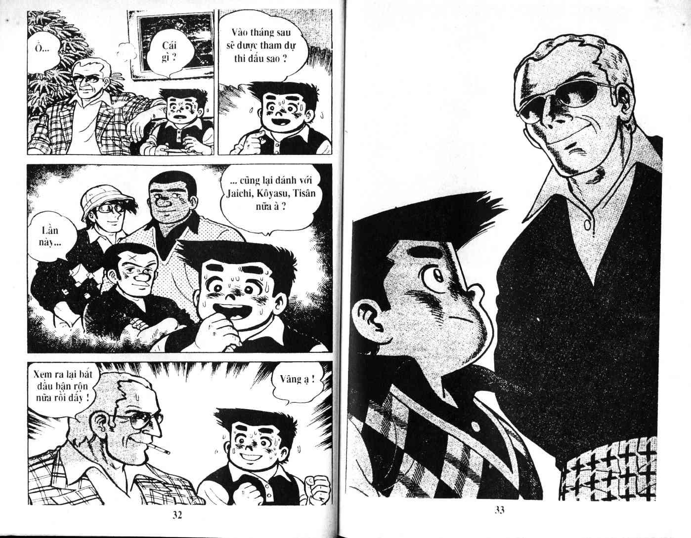 Ashita Tenki ni Naare chapter 35 trang 15