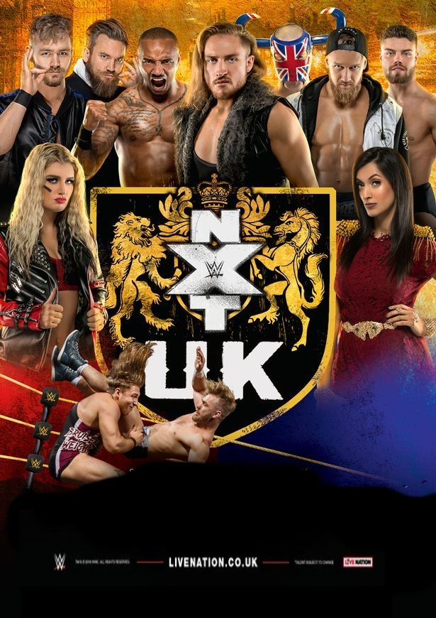 WWE NXT (22 January 2020) English 330MB HDTV 480p