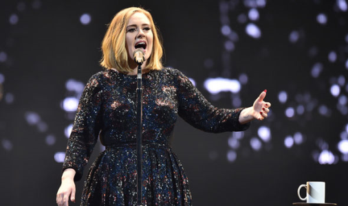 Adele named UK's richest female musician as fortune hits £85m