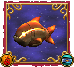 Wizard101 Fishing Dragonspyre Fish Freshlava Smelt