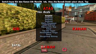 script cheat gta sa android bahasa indonesia