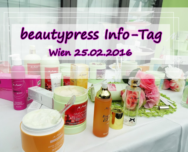 beautypress Info-Tag 25.02.2016 in Wien