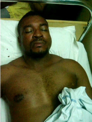 chidi mokeme car accident