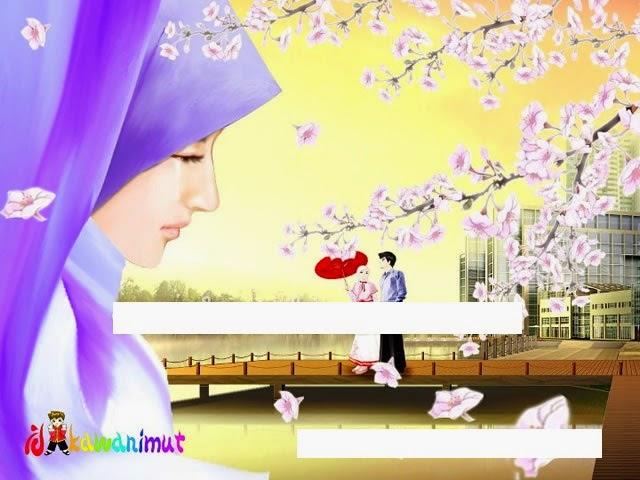 6000+ Gambar Cinta Segitiga Muslimah HD Terbaru
