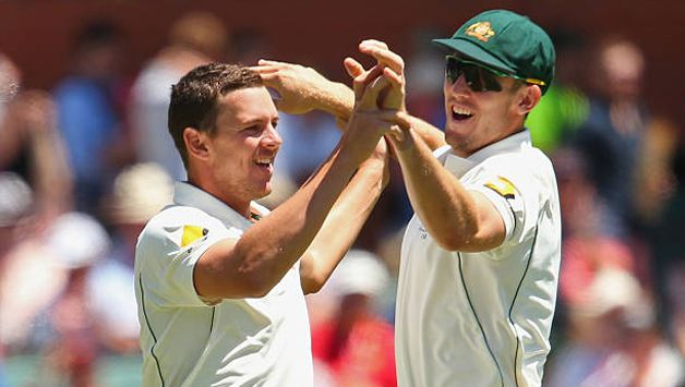 Australia's Josh Hazlewood, M Marsh appointed joint vice captains