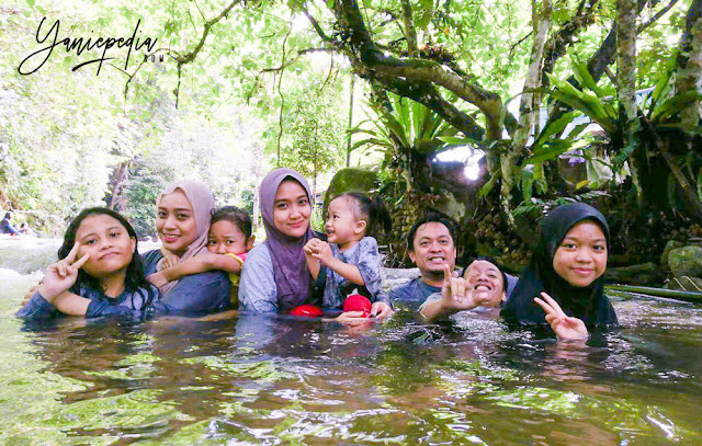 family day homestay santai riverside janda baik