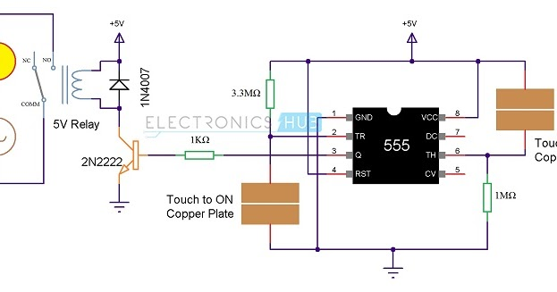 What Is The Application Of Ic 555 Classle