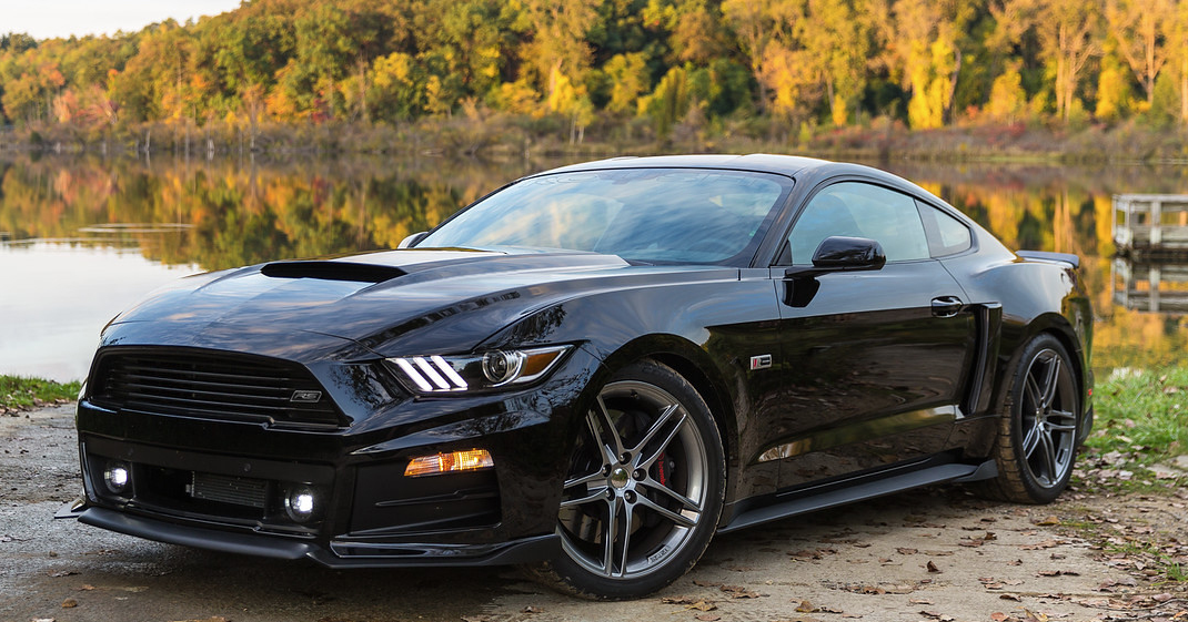 Velde Ford Pekin >> the Velde Voice: Roush Reveals First Take on 2015 Ford Mustang