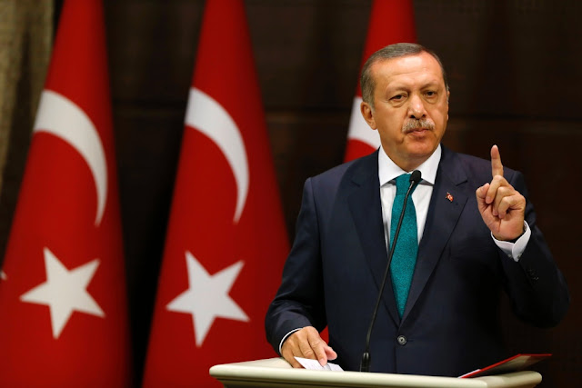 Presiden Turki : Kami Hanya Takut Kepada Allah