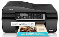 Epson WorkForce 320 Printer Driver Download For Windows and Mac