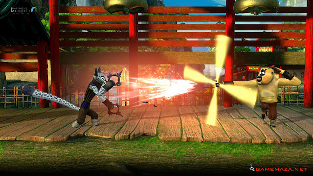 Kung Fu Panda Showdown Of Legendary Legends Gameplay Screenshot 3