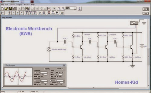 workbench electronique 5.12 gratuit