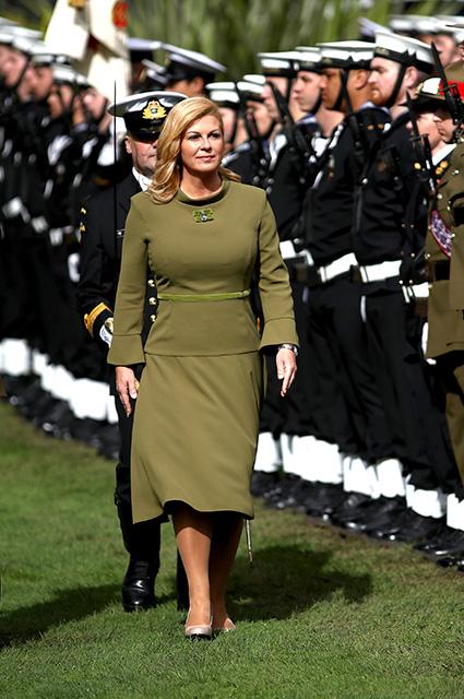 Foto presiden kroasia