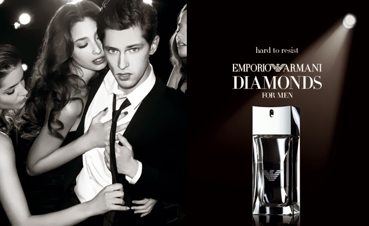 New Emporio Armani Diamonds For Men 75ml Edt Spray
