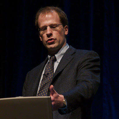 Nick Bostrom, filósofo en la Universidad de Oxford