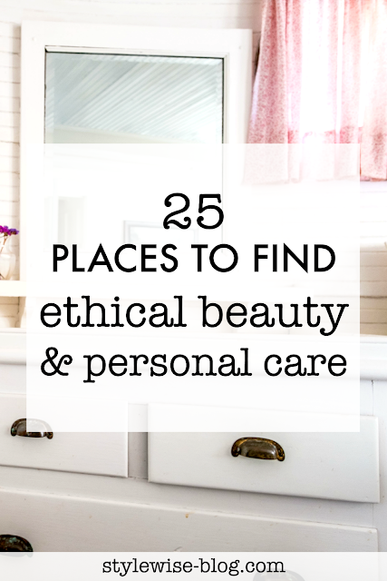 ethical beauty and personal care, stylewise-blog.com