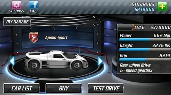Download Drag Racing Mod Apk Terbaru Unlimited Money