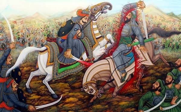maharana-pratap-wife-sons-daughters