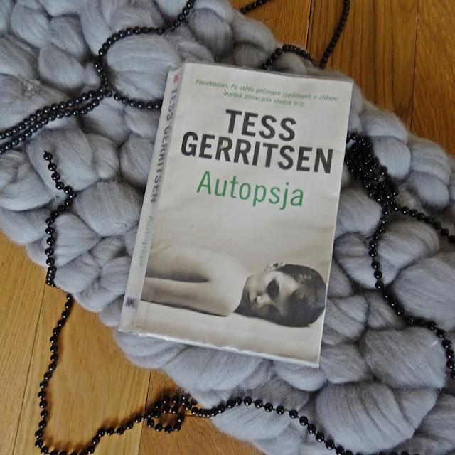 """Autopsja"" – Gerritsen Tess"