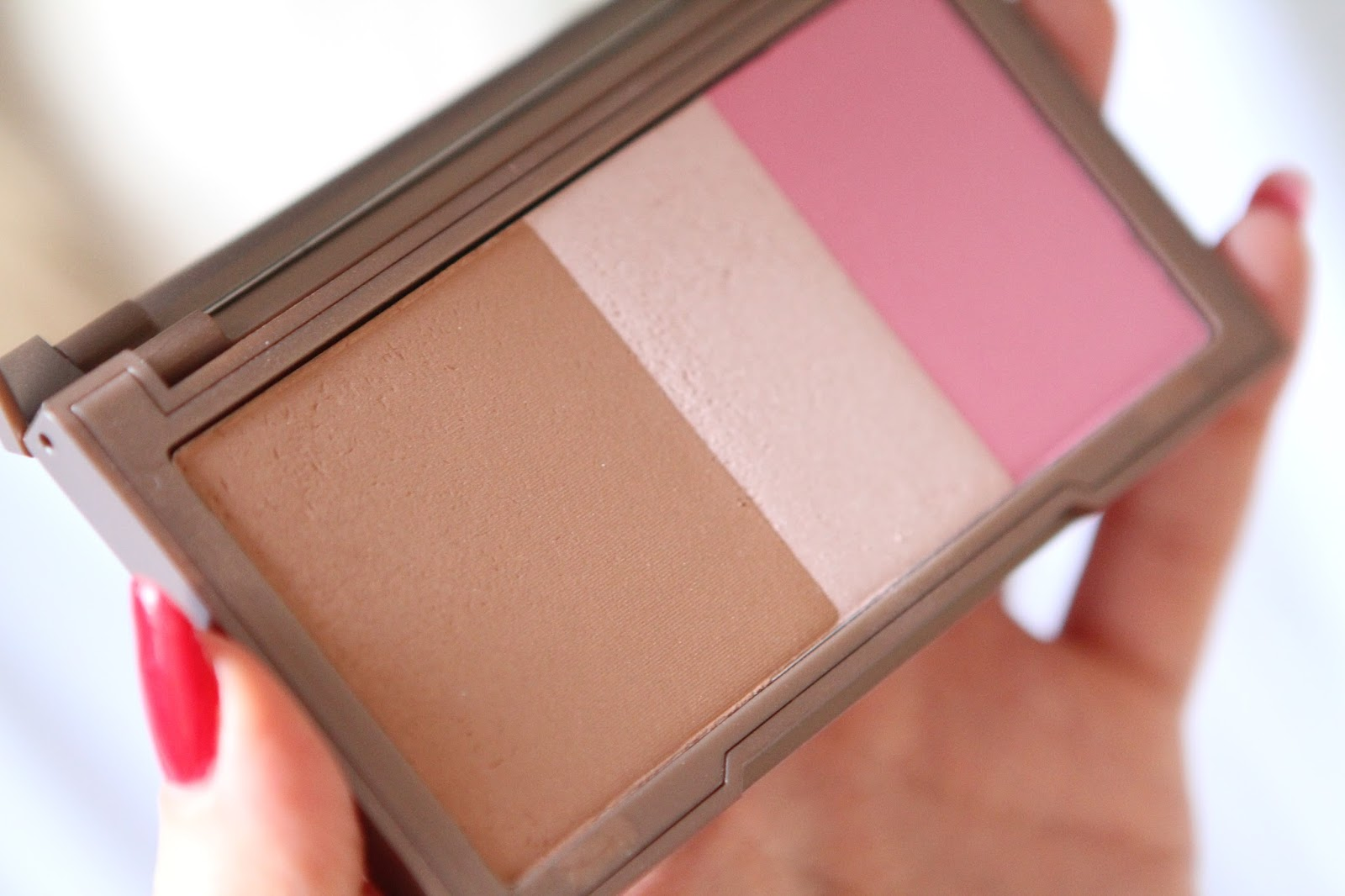 Urban Decay Naked Flush blush palette