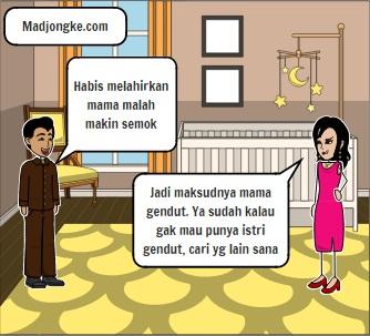 istri mudah tersinggung