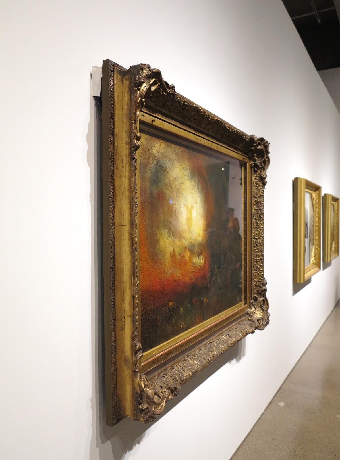 art, turner, painting, ago, art gallery of ontario, toronto
