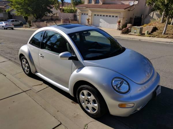 2002 VW Beetle TDi