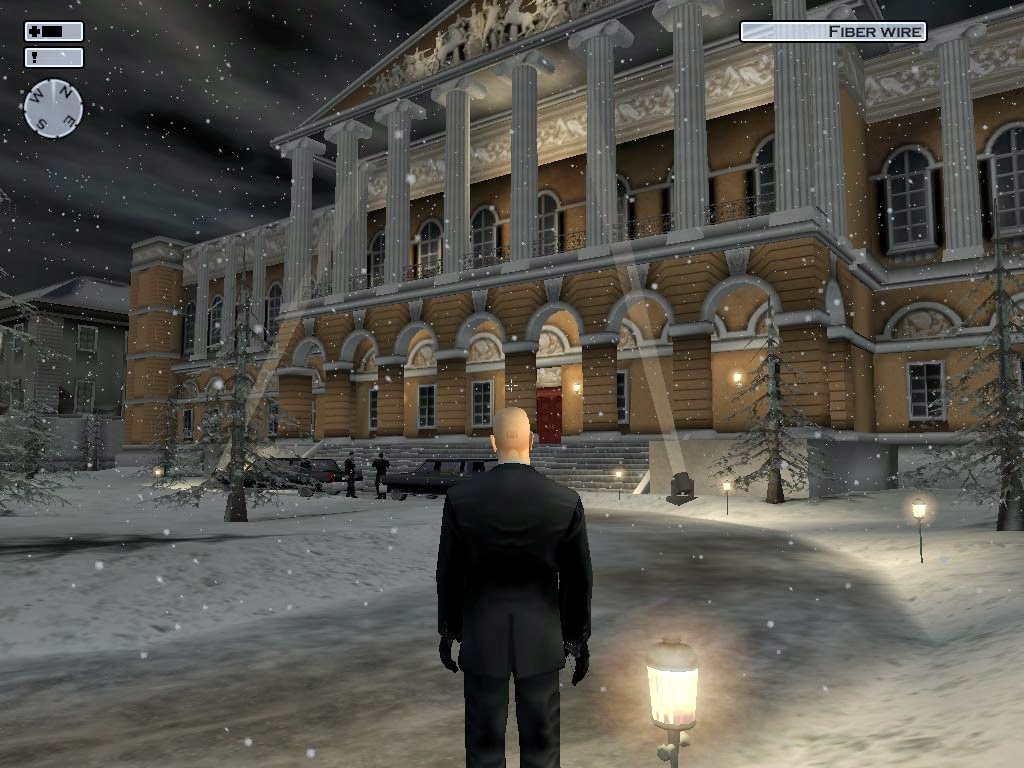 Hitman 2 Silent Assassin trainer