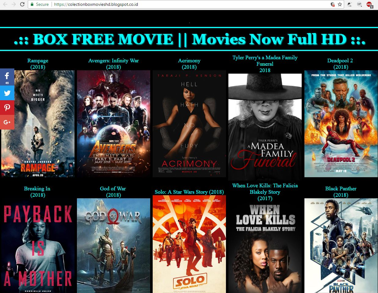 movies streaming hd 2018