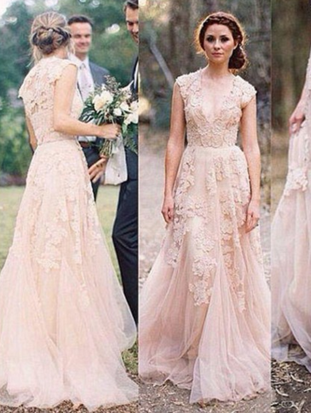 7 trends to keep an eye on wedding dresses*