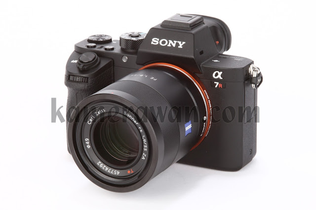 Harga dan Spesifikasi Kamera Sony Alpha 7R II