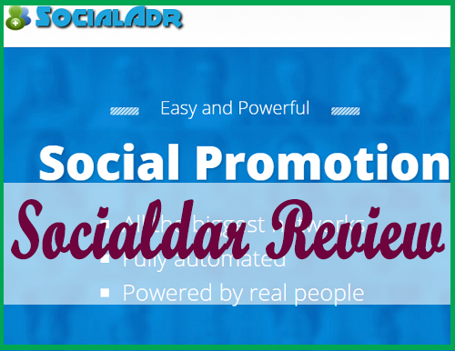 increase traffics with socialadr