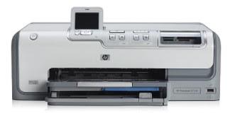 HP Photosmart D7100 Télécharger Pilote