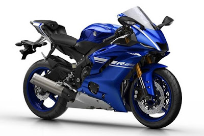 Yamaha YZF R25 2019