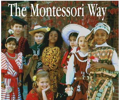 تحميل كتاب excerpt  montessori way