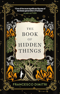 Interview with Francesco Dimitri, author of The Book of Hidden Things