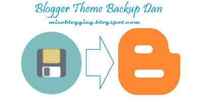 blogger template restore dan